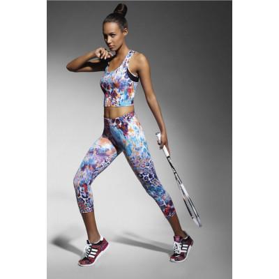 Легинсы-бриджи  для фитнеса Caty