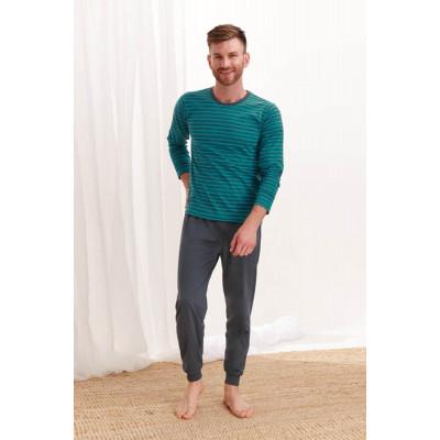 Мужская хлопковая пижама Max
