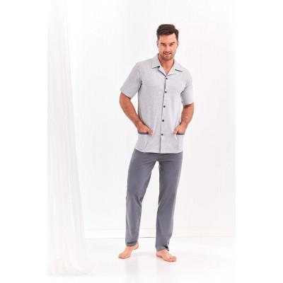 Уютная хлопковая пижама Felix
