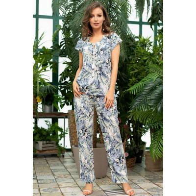 Стильный пижамный комплект Madeira